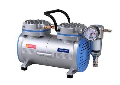 Rocker 400 Oil Free Vacuum Pump