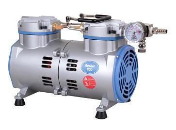 Rocker 800 Oil Free Vacuum Pump