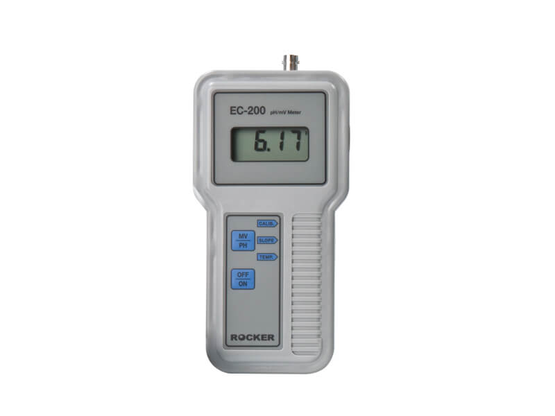 EC 200 pH 酸鹼度計
